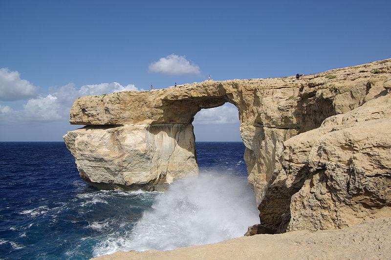 Beca de un curso de inglés de dos semanas en Malta.