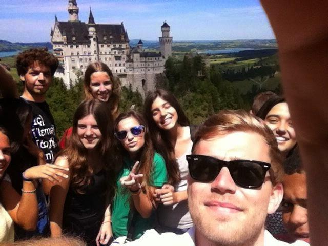 """Alemania cuenta con espacios espectaculares como el conocido como """"Castillo de Disney"""""""