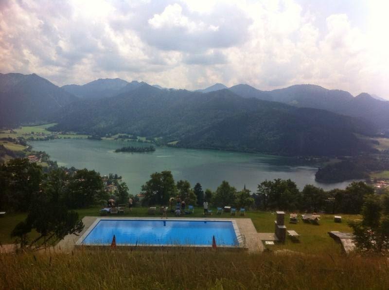En los Alpes hay colegios que ofrecen instalaciones muy completas en plena naturaleza
