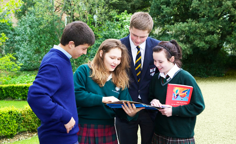 Trimestre Escolar en Dundalk Irlanda